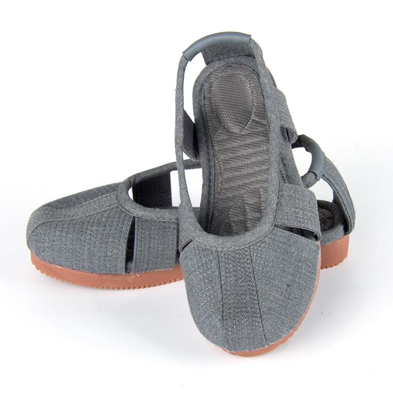 罗汉鞋 佛教用品男女居士鞋和尚鞋